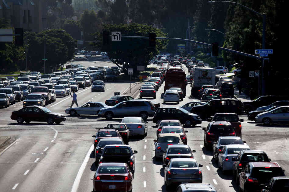 The outage shut down signal lights in San Diego, the eighth-largest U.S. city. All of