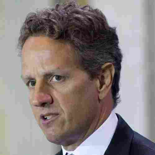 Geithner: 'Hundreds Of Thousands' Of Jobs Under Plan