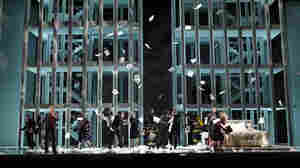 'Heart Of A Soldier': An Opera At The Heart Of Sept. 11