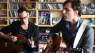 Diego Garcia performs a Tiny Desk Concert at the NPR Music offices on May 4, 2011.