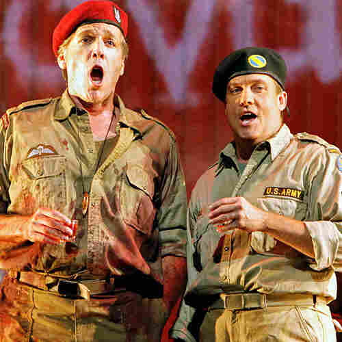 Sept. 11 On The Opera Stage: Christopher Theofanidis' 'Heart Of A Soldier'