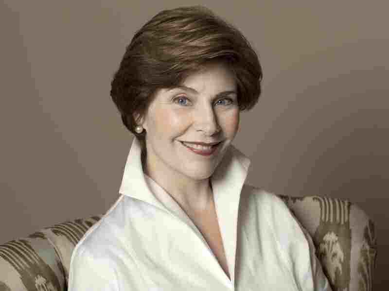 """Laura Bush says she had a luncheon with Janette Howard, the wife to former Prime Minister John Howard, on Sept. 10, 2001, a day that many people called """"normal."""""""