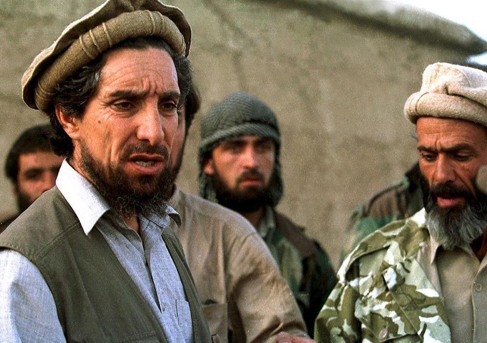 In Afghanistan, A Rebel Leader's Legacy : NPR