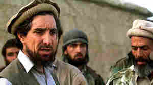 """Shown here in 1997, the """"Lion of the Panjshir,"""" Ahmad Shah Massoud (left), fought against the Soviets in the 1980s, was a central figure in the Afghan civil war of the '90s and led the resistance against the Taliban until his death on Sept. 9, 2001, the victim of al-Qaida suicide bombers."""