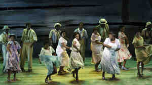 The American Repertory Theater's production of Porgy and Bess emphasized musical theater over opera.