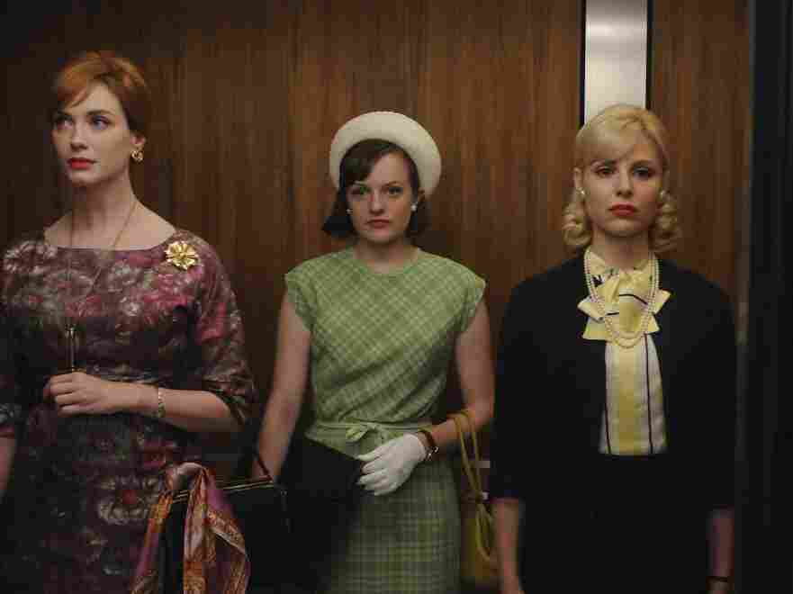 """Janie Bryant of Mad Men is nominated for an Emmy Award for costuming for the episode, """"The Beautiful Girls."""""""