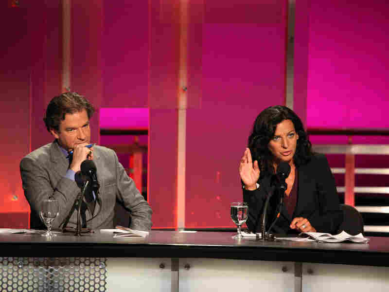 Peter Bergen and Juliette Kayyem argued in favor of ending the war on terror during the debate.
