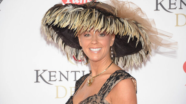Seen here arriving at the Kentucky Derby in May, Kate Gosselin makes her last appearance on her long-running, always controversial show Kate Plus 8 tonight.