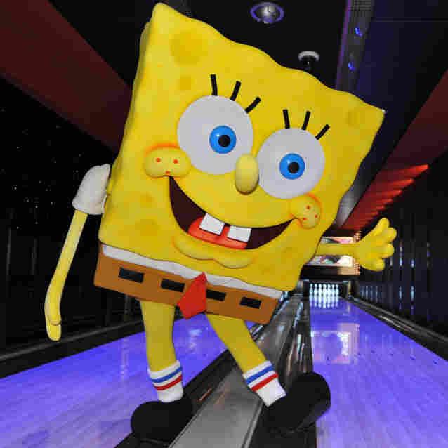 SpongeBob May Be Too Speedy For Preschool Brains