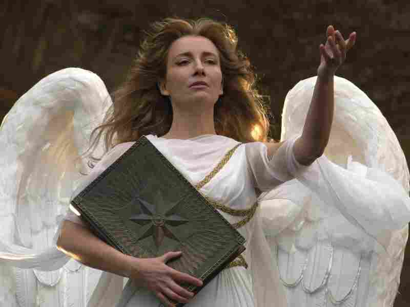 Emma Thompson starred in HBO's adaptation of Tony Kushner's play Angels in America.