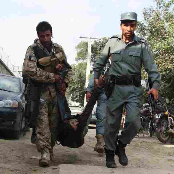 U.S. Embassy Attack Highlights Afghan Security Issues