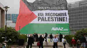 Palestinian Plan Puts U.S. In A Bind