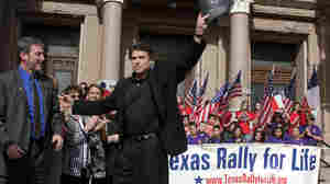Perry Cut Funds For Women's Health In Texas