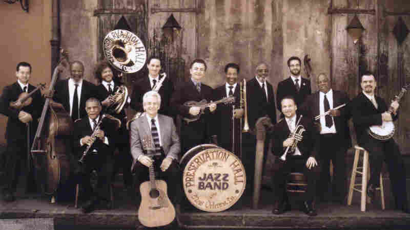 Del McCoury And The Preservation Hall Jazz Band On World Cafe
