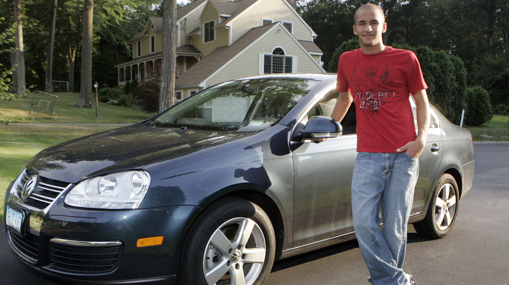 fatal crashes drop for 16 year old drivers shots health news npr. Black Bedroom Furniture Sets. Home Design Ideas
