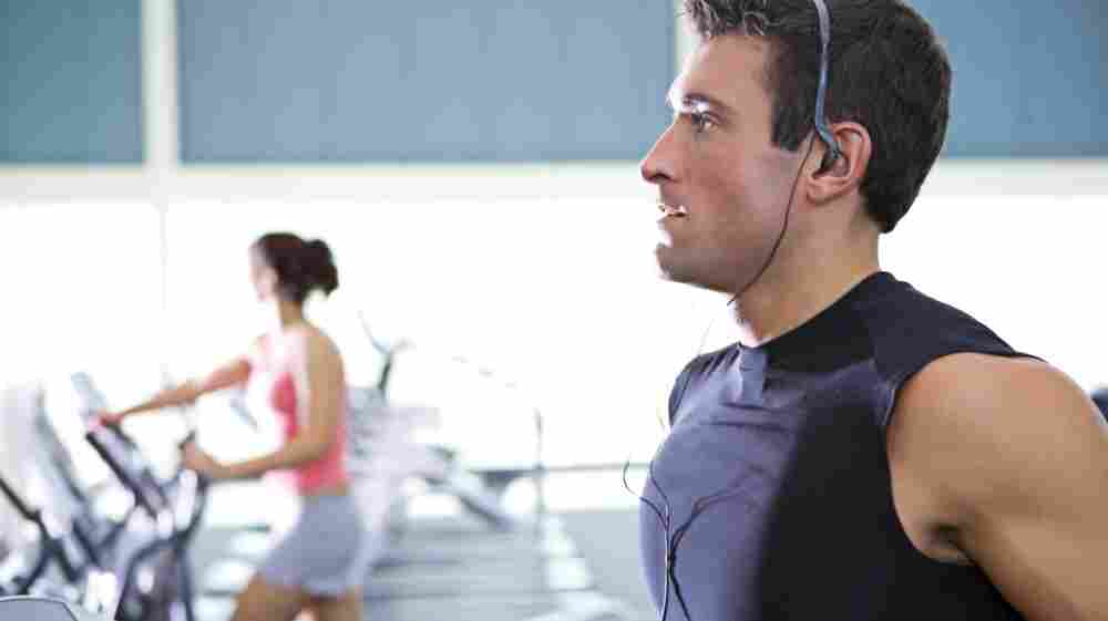 Music has become an essential component of a workout for many exercisers. Sports psychologists say the right music can help optimize an exercise routine.