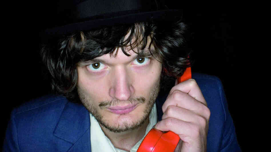 Apparat's new album, The Devil's Walk, comes out Sept. 27.