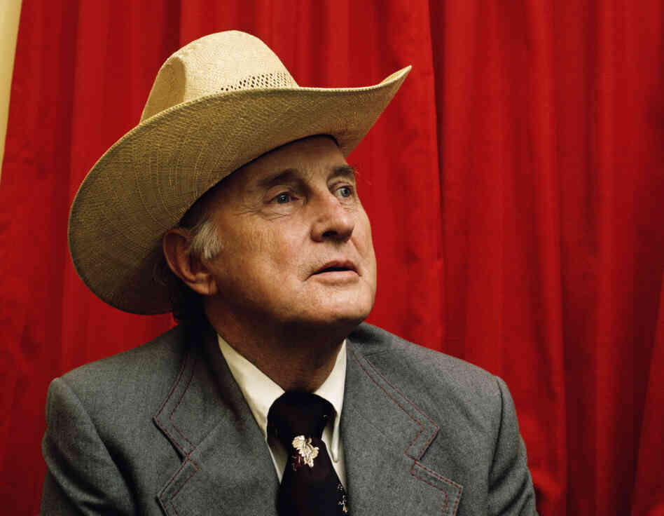 Bill Monroe would have celebrated his 100th birthday this week. Monroe died in 1996.