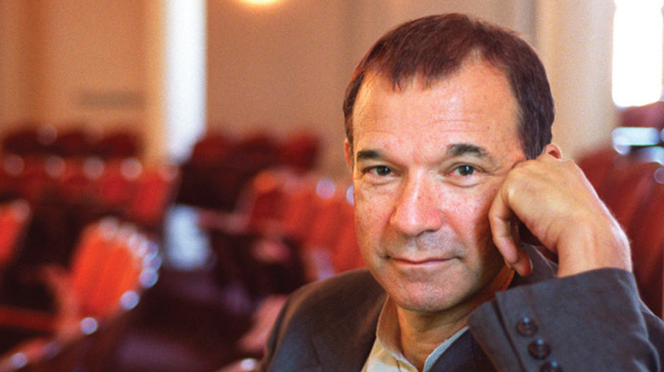 Stephen Greenblatt is the general editor of The Norton Shakespeare and author of the book Will in the World: How Shakespeare Became Shakespeare.  (Harvard University News Office)