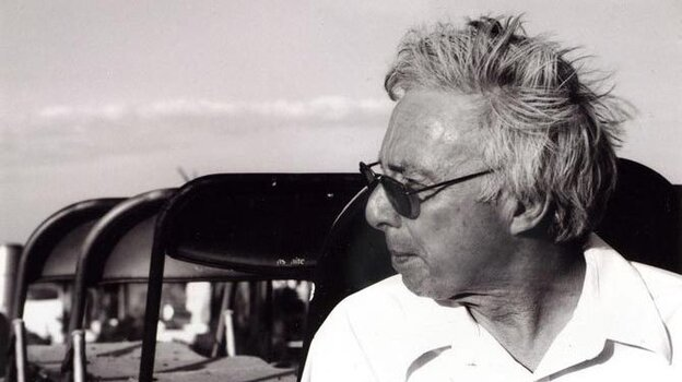 Harold Budd's long-awaited new album, In The Mist, comes out Sept. 27.