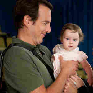 Will Arnett and Christina Applegate star in NBC's Up All Night.