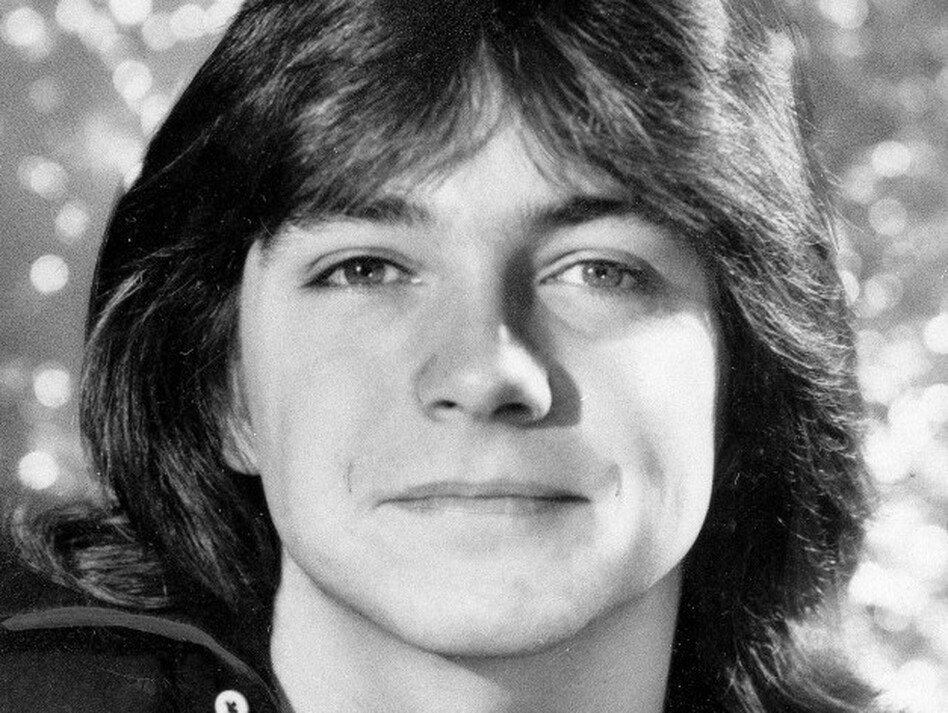 Singer and teen idol David Cassidy captivated the hearts and minds of many teenage girls, writer Allison Pearson included. (AP)