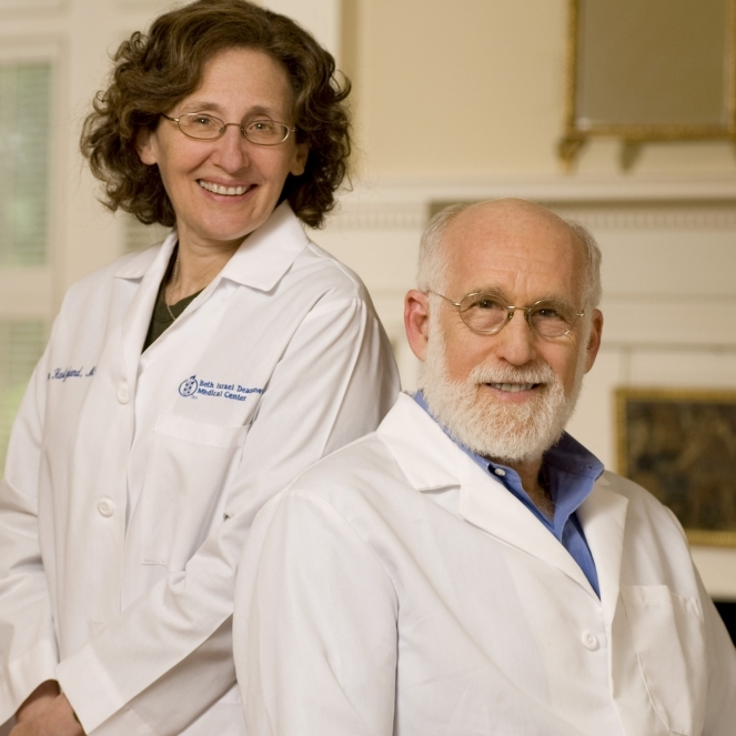 Husband and wife team Jerome Groopman and Pamela Hartzband collaborated on Your Medical Mind. Hartzband is an endocrinologist. Groopman is an oncologist, New Yorker staff writer and author of  How Doctors Think.
