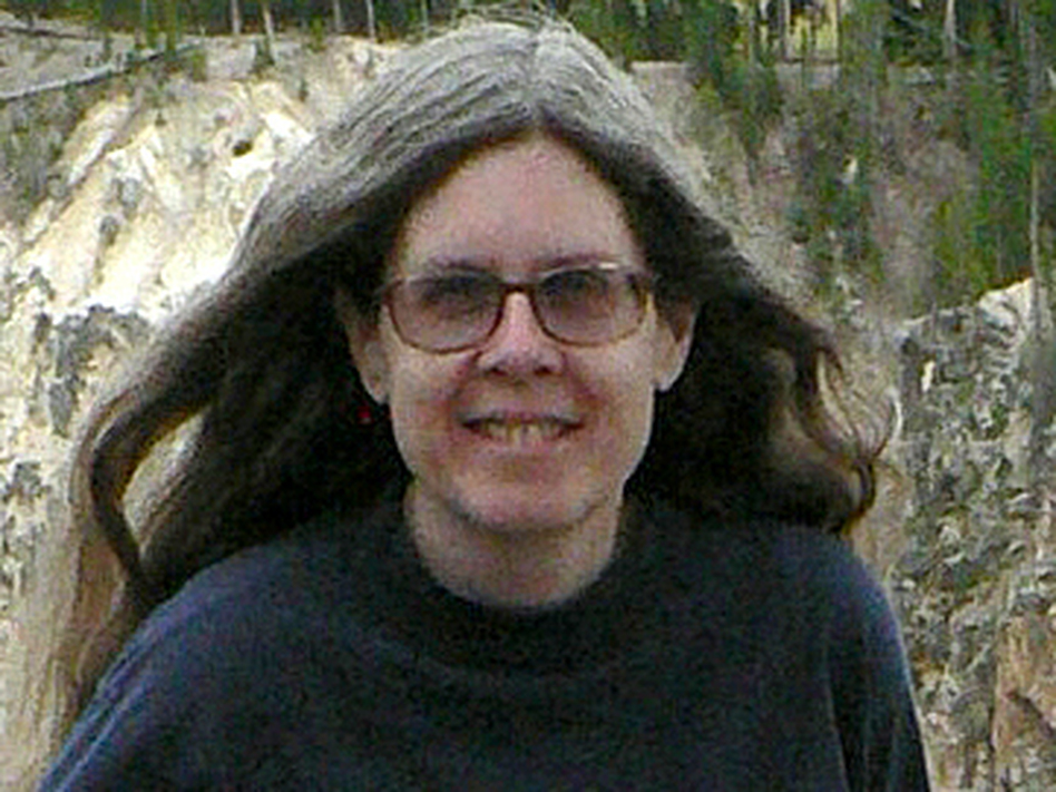 The author (Barbara J. King)