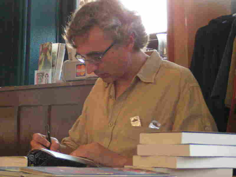 French artist David B. is a co-founder of the independent publisher L'Association.