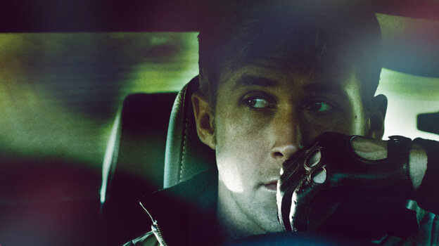 Ryan Gosling in Nicolas Winding Refn's Drive, which comes out September 16. (Official 'Drive' site)