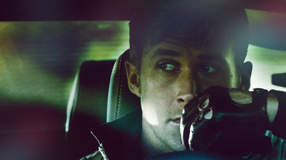 Ryan Gosling in Nicolas Winding Refn's <em>Drive</em>, which comes out September 16.