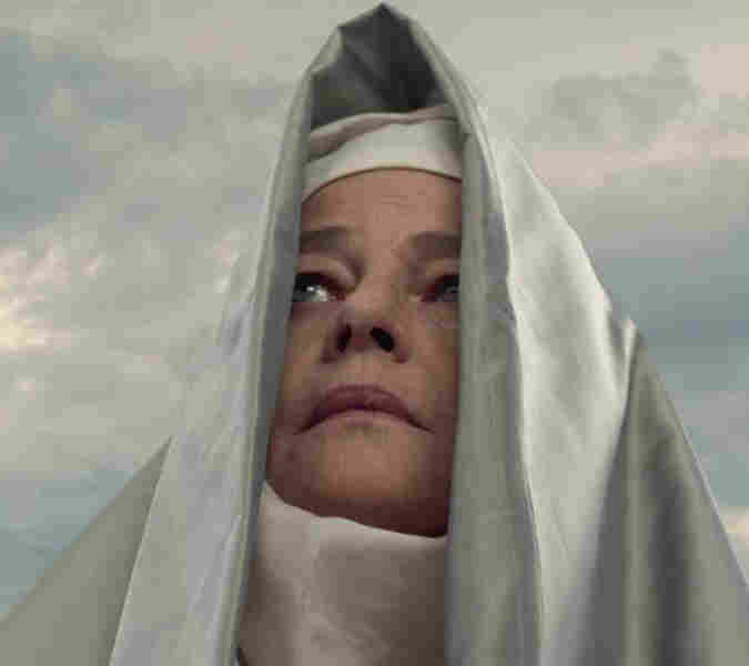 Charlotte Rampling is the model for Bruegel's Virgin Mary in a film that revisits the story of the Passion in terms of the places and politics of the painter's time.
