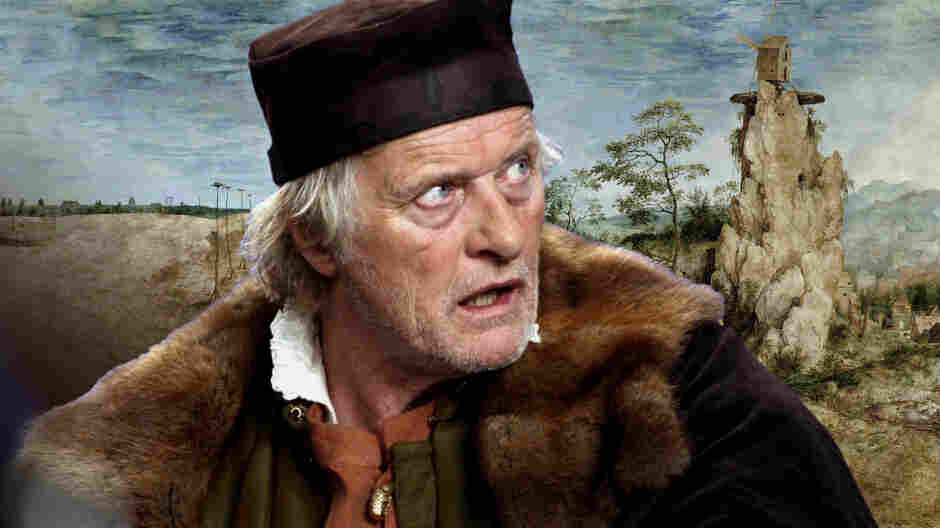 Drawing From Life: Rutger Hauer is the painter Pieter Bruegel the Elder in The Mill and the Cross, a stunner of an art film that takes inspiration from art, history and art history.