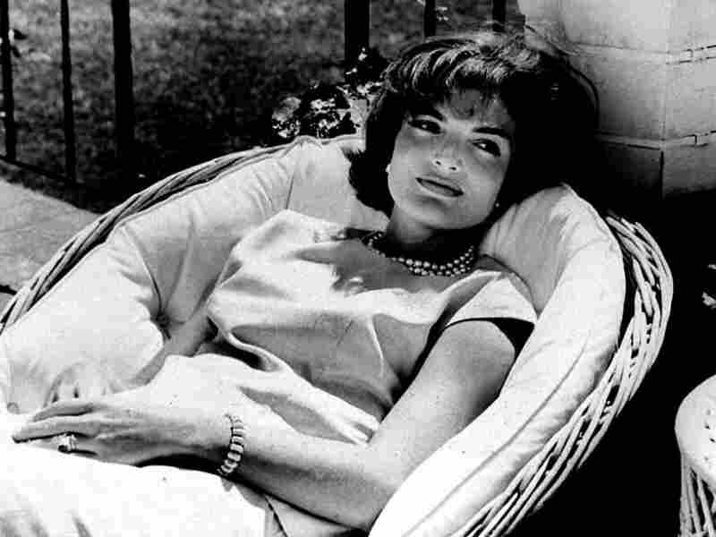 """Former first lady Jacqueline Kennedy, shown in 1961, """"was often underestimated,"""" says historian Sally Bedell Smith."""