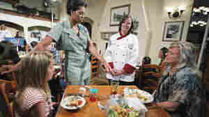 First Lady Leans On Darden Restaurants To Shave Calories Off Menus