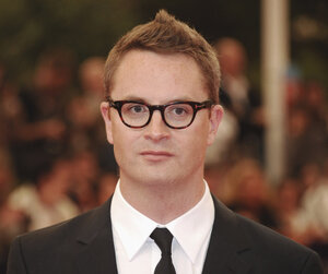 Director Nicolas Winding Refn at the Drive Premiere during the 37th Deauville American Film Festival on September 3, 2011 in Deauville, France.