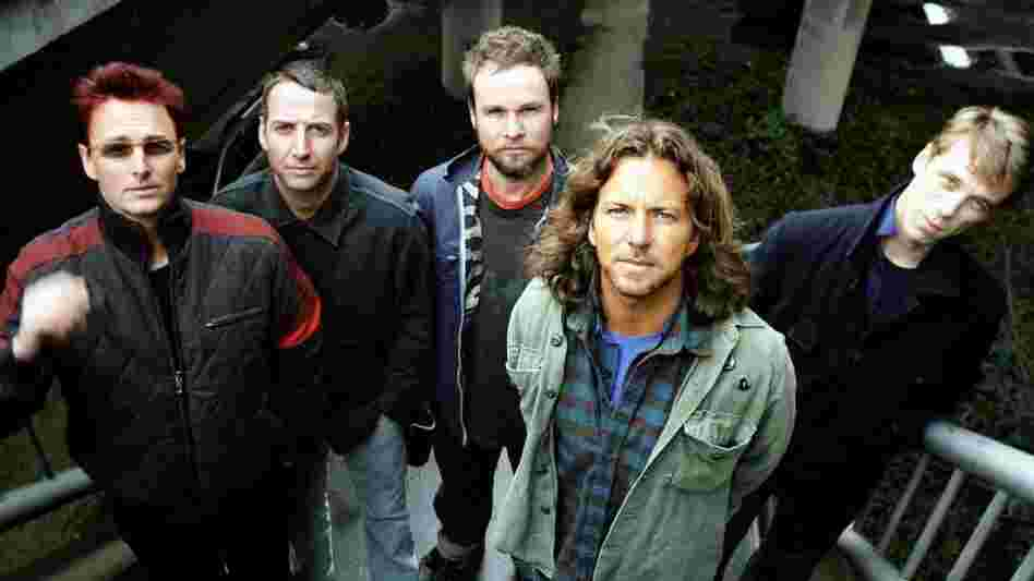 Pearl Jam's two-decade career is chronicled in Cameron Crowe's new film, Pearl Jam 20.