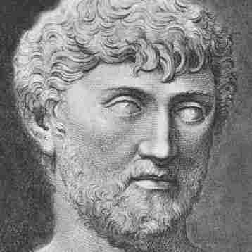 Lucretius, circa 55 B.C.