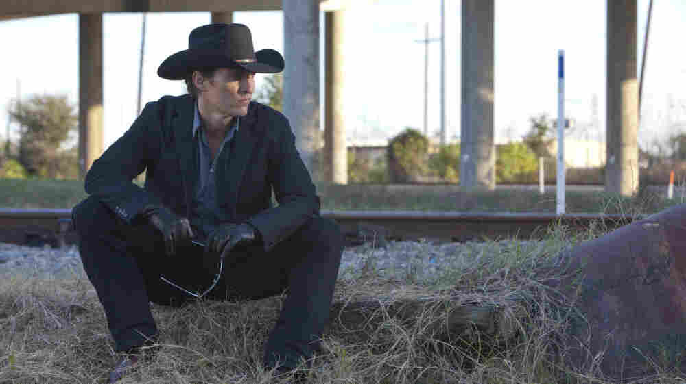 'Killer' thriller: Matthew McConaughey is the seductively bad title character of William Friedkin's film, adapted from Tracy Letts' splendidly sordid play.