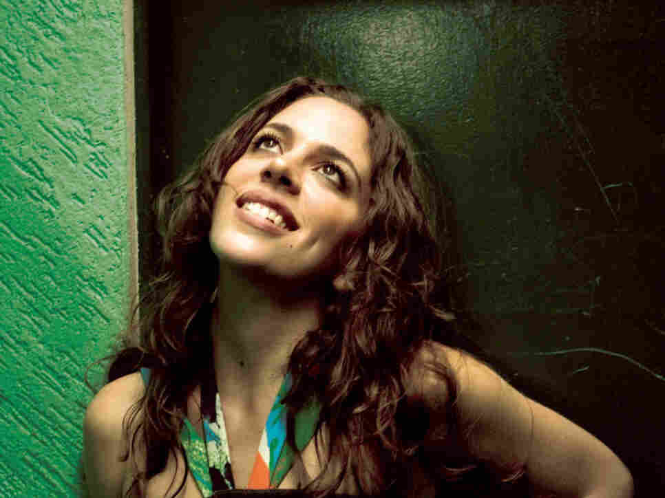 Luisa Maita, featured on our two-part Brazilian music special.