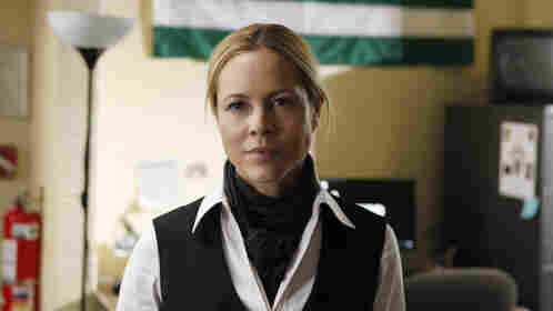 Maria Bello plays Detective Jane Timoney — a revamped version of Helen Mirren's iconic Jane Tennison — in NBC's remake of the British drama Prime Suspect.