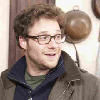 Rogen, Reiser Go In '50/50' On A Few Sick Laughs