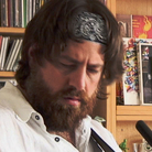 Sean Rowe performs a Tiny Desk Concert at the NPR Music offices.