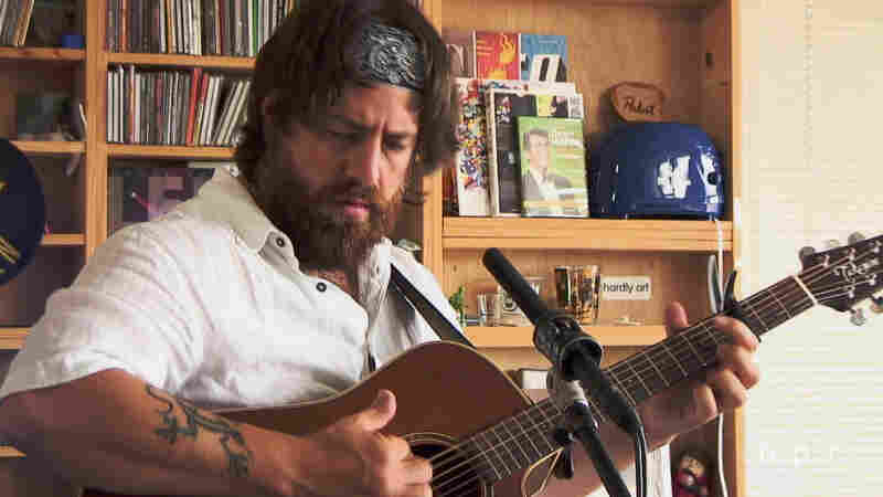 Sean Rowe: Tiny Desk Concert