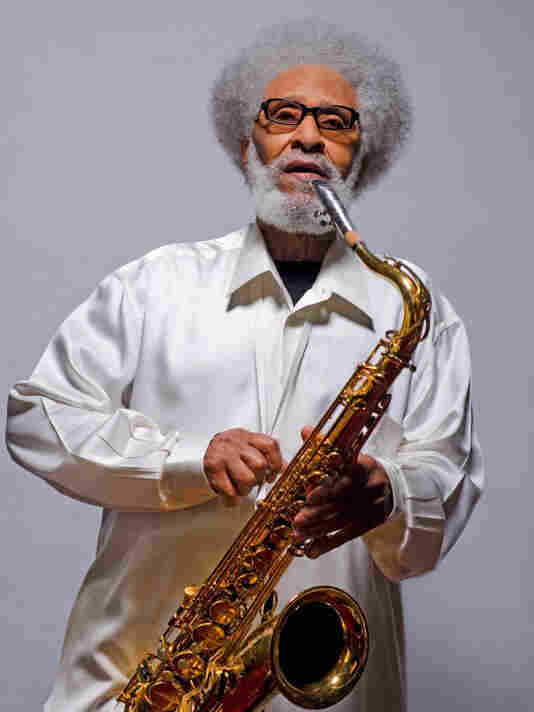 Sonny Rollins is the headline act for the final day of the 2011 Monterey Jazz Festival.