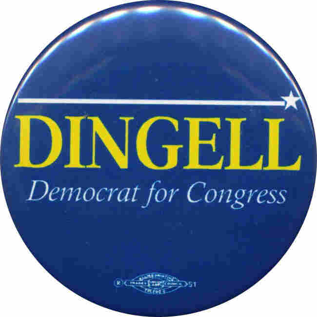 Dingell button