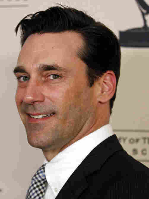 Jon Hamm is up for another Emmy on Sunday night, and with Bryan Cranston of Breaking Bad out of the picture, is this his year?