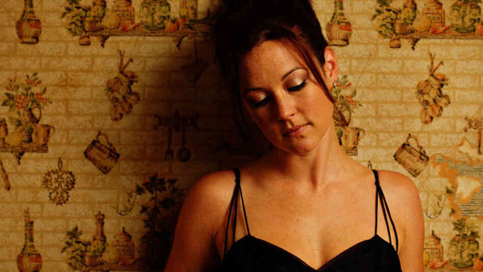 West Texas songwriter and storyteller Amanda Shires' new album is titled Carrying Lightning.