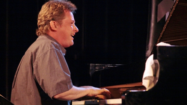 Bill Carrothers at the 2011 Monterey Jazz Festival. (Monterey Jazz Festival)