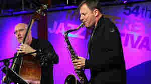 Monterey Jazz 2011: Scott Colley Trio